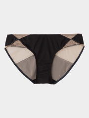 [KEnTe] Triangle Shorts(BLACK-S/M-ショーツ)