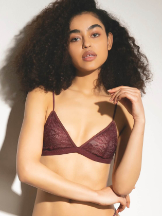 [KEnTe] Lace Fit Bra