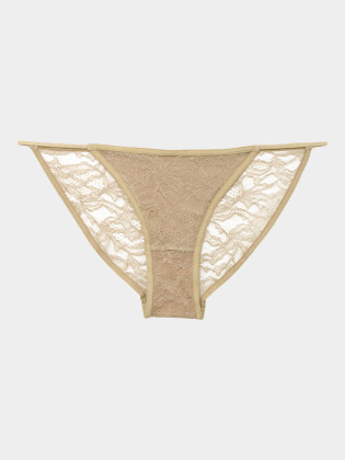 [KEnTe] Lace Fit Bottom (SALE対象:Tバック)(NUDE-S/M-ショーツ)