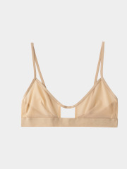 [KEnTe] Tulle Simple Bra(NUDE-S/M)