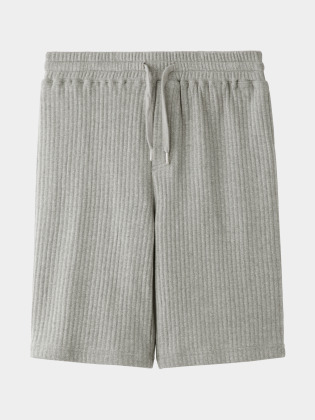 [KEnTe] Striped Half Pants(GRAY-M/L)