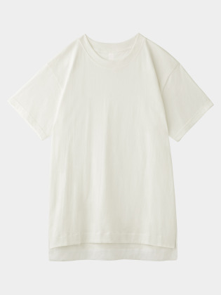 [KEnTe] Basic Cotton Tee(WHITE-M/L)
