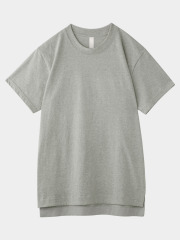 [KEnTe] Basic Cotton Tee(GRAY-M/L)