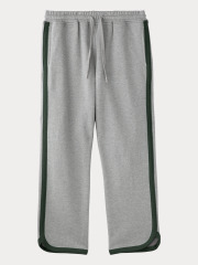 [KEnTe] Curve Line Pants(GRAY-M)