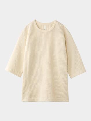 [KEnTe] Thermal Long Tee(IVORY-M)