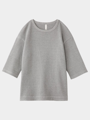 [KEnTe] Thermal Long Tee(GRAY-M)