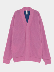 [KEnTe] Color Knit Cardigan (9月下旬販売開始)(PINK-M/L)