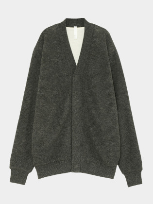 [KEnTe] Color Knit Cardigan(C/GRAY-M/L)