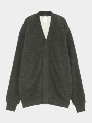 [KEnTe] Color Knit Cardigan (9月下旬販売開始)(C/GRAY-M/L)