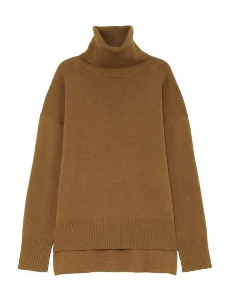 [KEnTe] Simple Cotton Knit Tops (9月下旬販売開始)