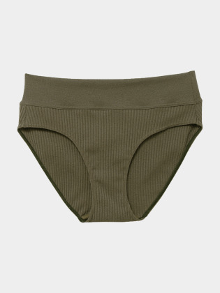 [KEnTe] Modern Ribbed Shorts(KHAKI-S/M)