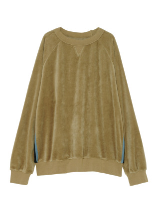 [KEnTe] Side Line Tops(BEIGE-M/L)