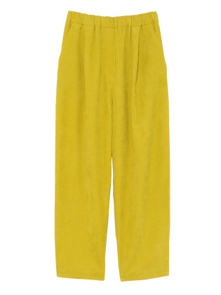 [KEnTe] Corduroy Utility Pants(YELLOW-M)