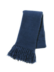 [KEnTe] Mohair Stole(NAVY-ONE SIZE)