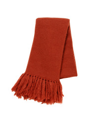 [KEnTe] Mohair Stole(TERRACOTTA-ONE SIZE)