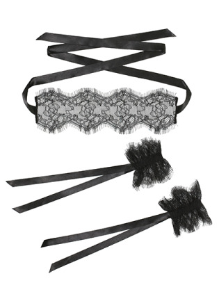 SECRET LACY RIBBON