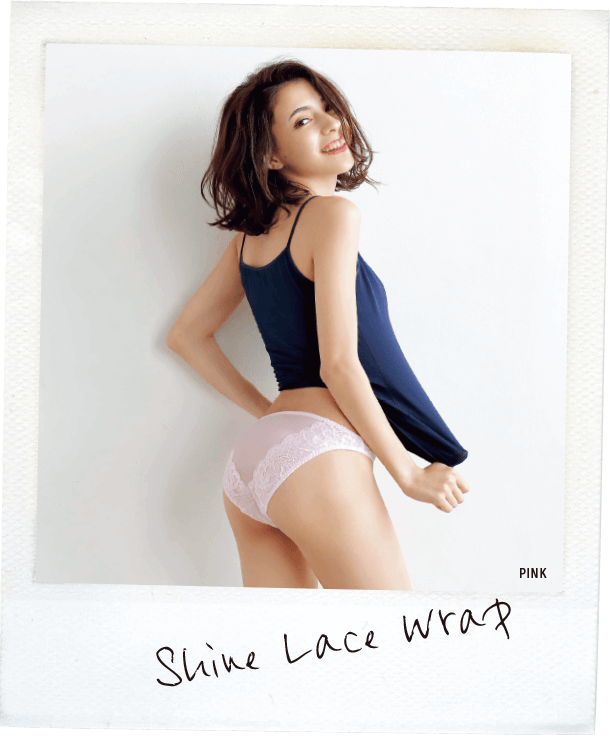 Shine Lace Wrap