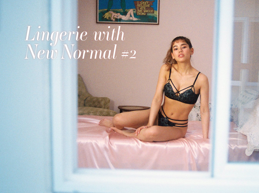 Lingerie with New Normal #2