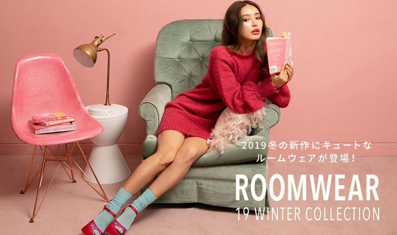 ROOMWEAR 2019 WINTER COLLECTION