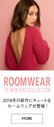 ROOMWEAR 19 WINTER COLLECTION